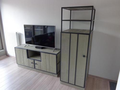 Tv-meubel  Wandkast Steigerhout Lede